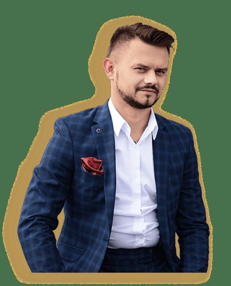 Karol Froń Trener Sprzedaży